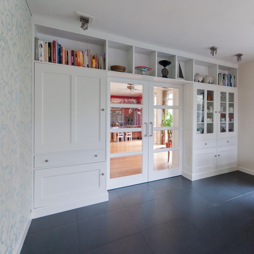 Boekenkast Kamer en Suite - INhout