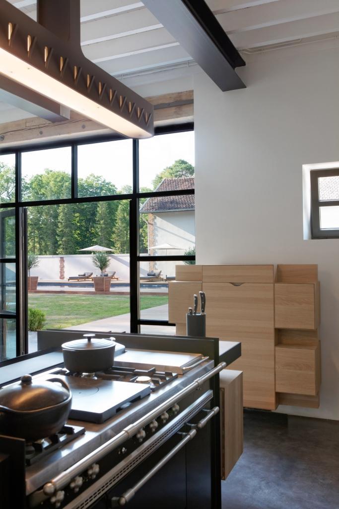 Industri le keuken op maat inhout for Industriele lamp keuken