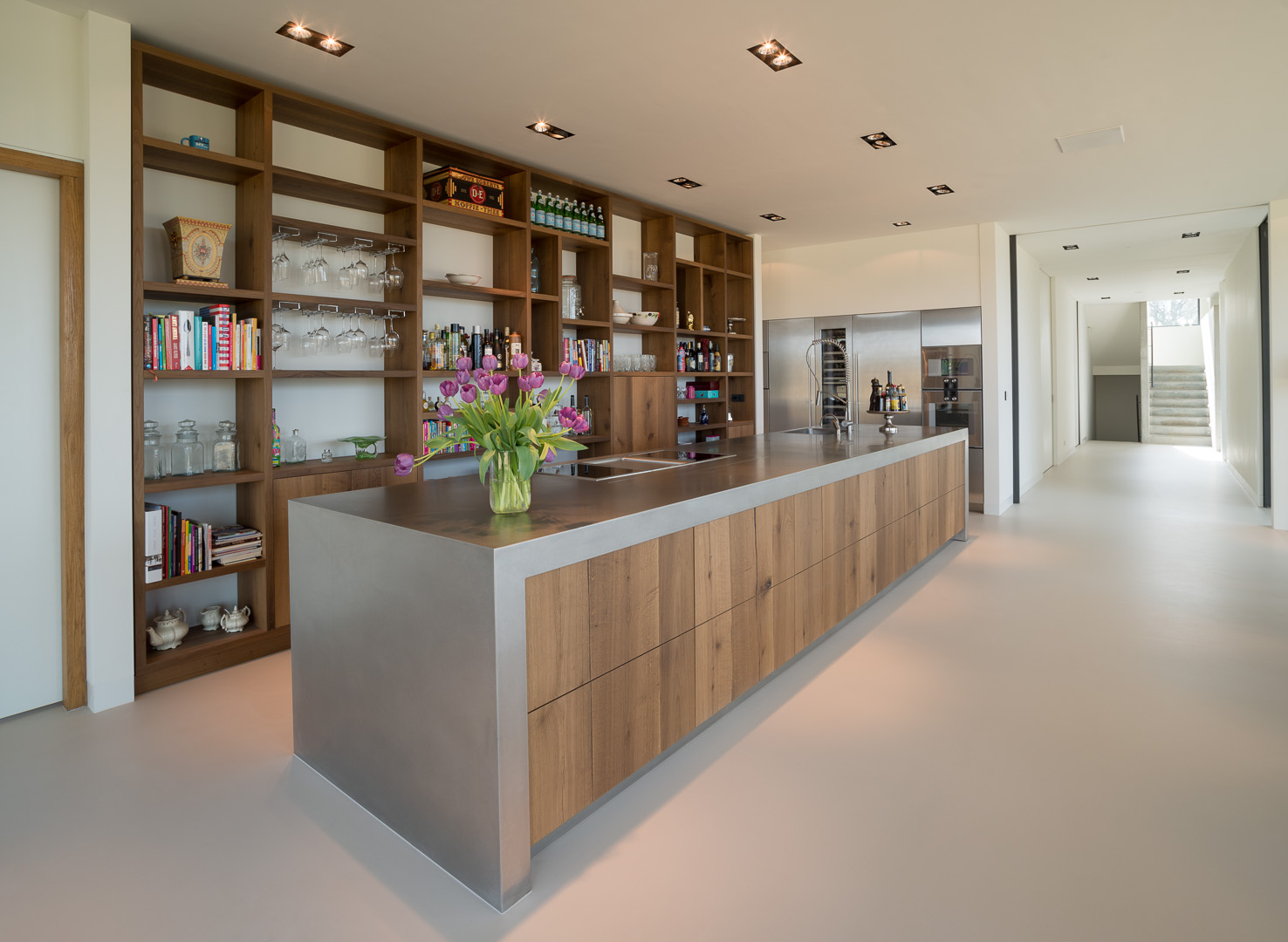 Compleet Interieur Schuurwoning - INhout