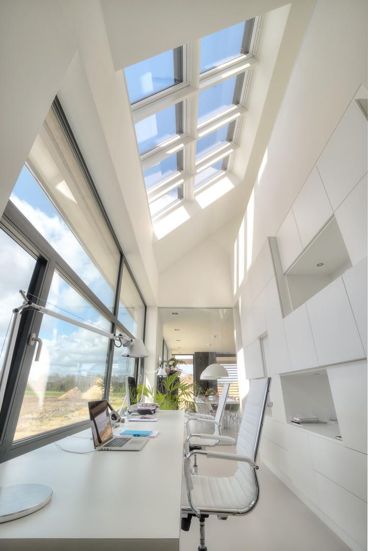 Compleet interieur schuurwoning inhout for Interieur nederland