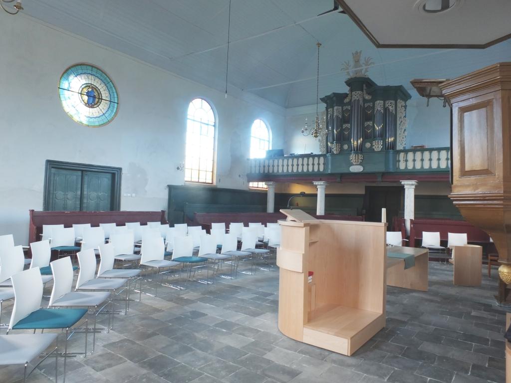 Kerk Interieur op Maat - INhout